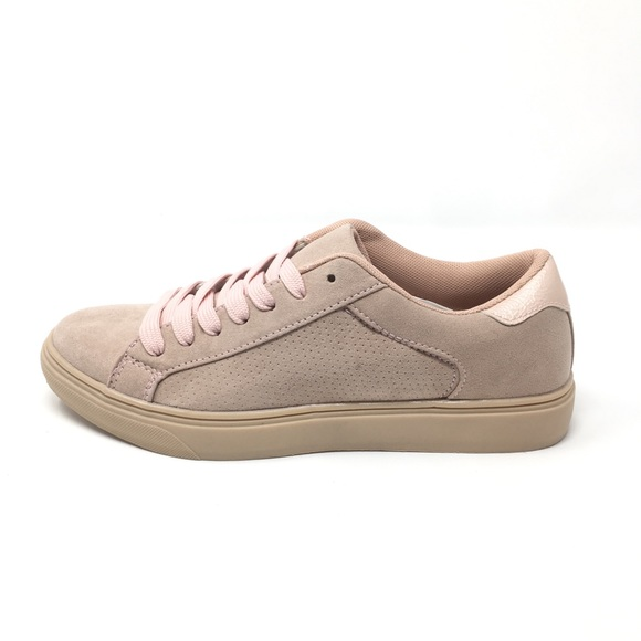 check out 91441 4a573 Rubi   Blush Pink Sneakers